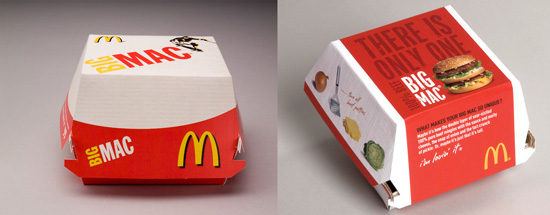 McDonald's Unveils Global Redesign