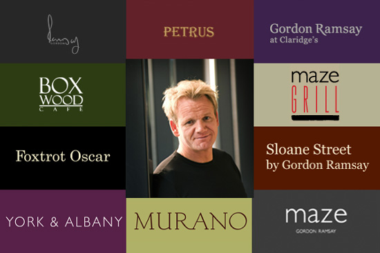 Gordon Ramsay's Company Voted Top Chain