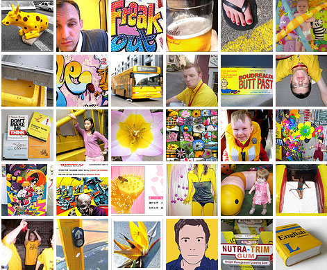 Multicolr Search Lab to Find Great Flickr Photos
