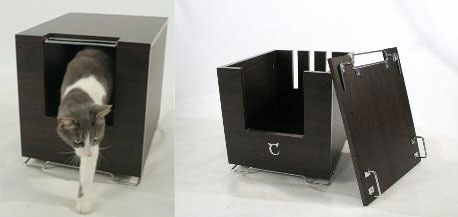 Moderncat Designs Covered Litter Box