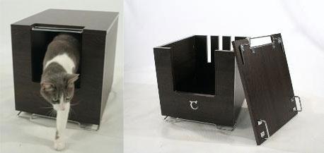 Moderncat Designs Covered Litter Box