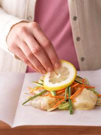 Fast & Easy Dinner: Shrimp and Scallops en Papillote