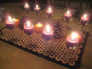 How Often Do You Enjoy Candlelight During Dinner?