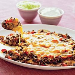 Fast & Easy Dinner: Nacho Spuds