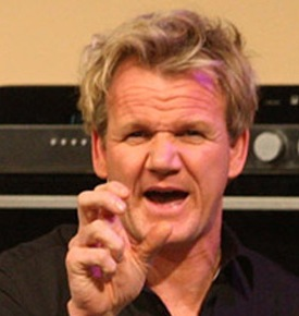 Does Mario Have Beef   With Gordon Ramsay?