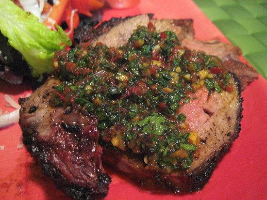 A Condiment Worth Making: Chimichurri