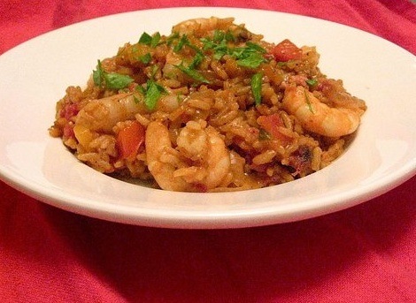 Step by Step Instructions on How to Make Shrimp Jambalaya
