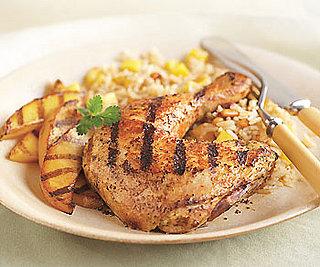 Sunday BBQ: Grilled Tandoori-Style Chicken