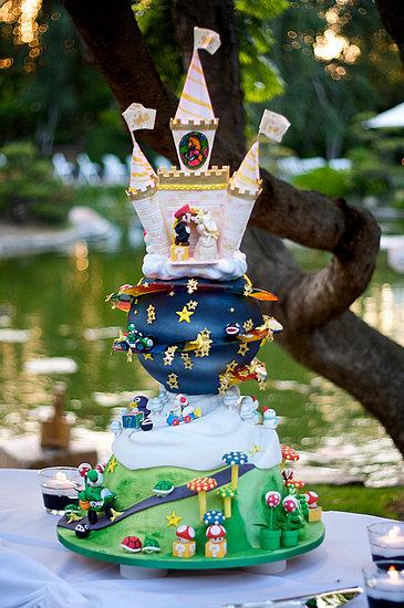 Mario Kart Wedding Cake Tops Them All