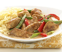 Fast & Easy Dinner: Thai Pork and Vegetable Curry