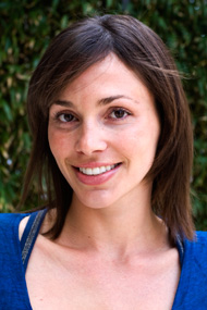 Meet Chow and the Food Network's Aida Mollenkamp