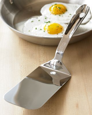 Off to Market: Flipping Spatula