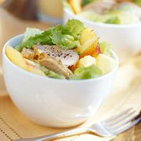 Fast & Easy Dinner: Roast Pork Salad