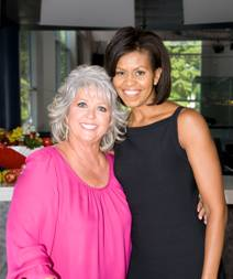 Michelle Obama to Appear on Paula's Party