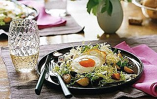 Fast & Easy Dinner: Frisée With Potatoes and Eggs