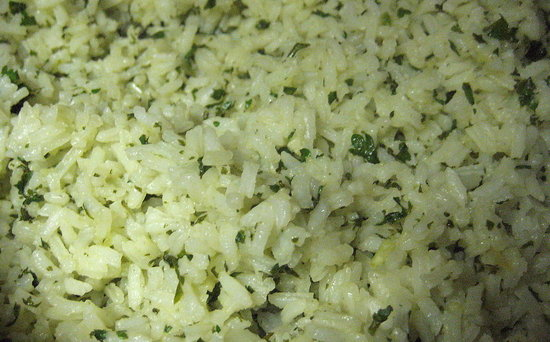 The Amazing Rice: Cilantro-Lime Rice