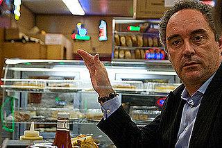 Yummy Links: From Ferran Adria to Kid's Menus