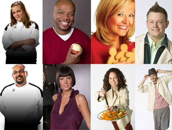 Who Is Your Favorite Food Reality Contestant of 2008?