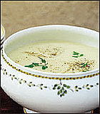 Creamy Leek and Potato Soup