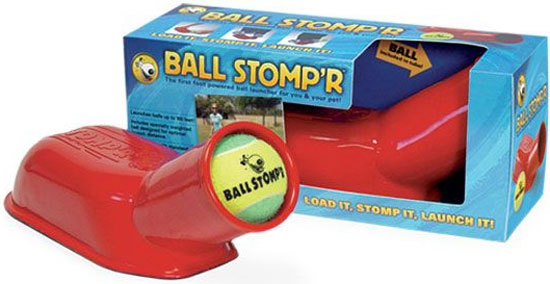 Ball Stomp'r: Spoiled Sweet or Spoiled Rotten?