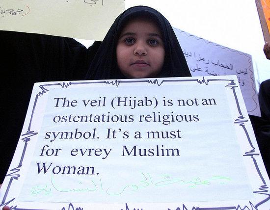 The Symbolism of Deciding to Wear a Muslim Headscarf