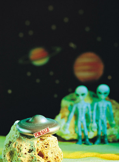 Little Green Men? NASA's Big Discovery and British UFOs!