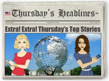 Top News Stories 2008-06-12 06:54:17
