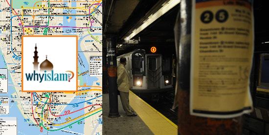 Congressman Targets Islamic Subway Ads — Train Wreck?