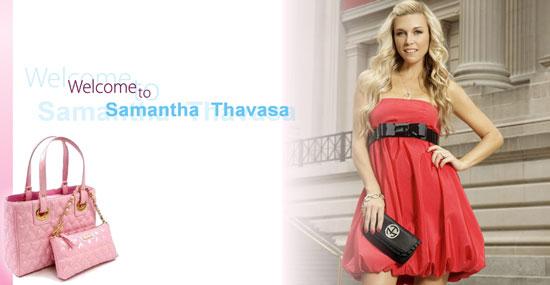 Fab Site: SamanthaThavasaUsa.com
