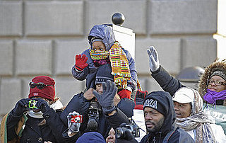 Tell Mommy: Did You Watch the Inauguration With Your Child?