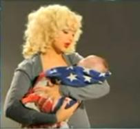 Christina Aguilera Rocks the Vote With Max