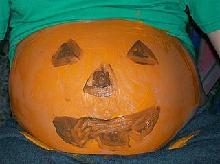 Lil Links: Celebrate Halloween with a Pumpkin Belly