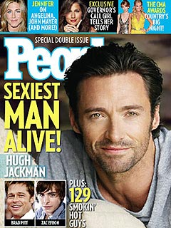 Sugardaddy: Reasons to Fall For Hugh Jackman