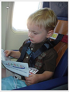 CARES Travel Seat