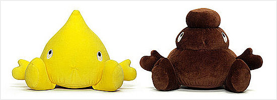 Pee and Poo Toys