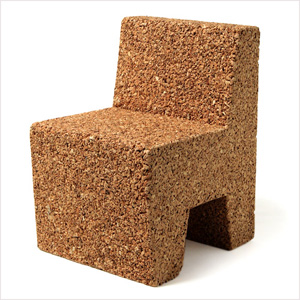 Cork Chair for Kids