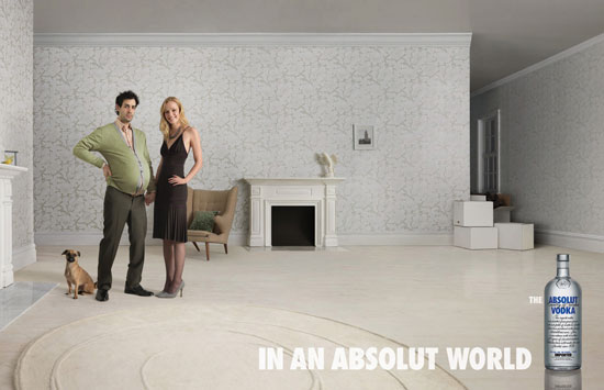 """Is This Your Idea of an """"Absolut"""" World?"""
