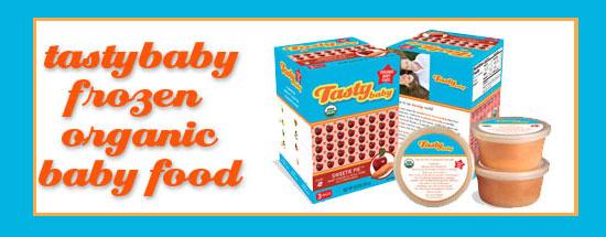 Tasty Baby Organic Baby Food