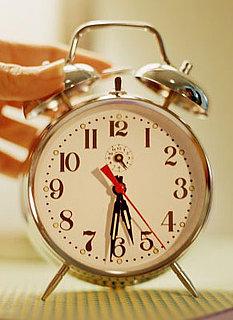 Children Are Alarm Clocks