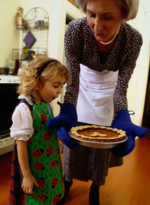 Tell Mommy: Thanksgiving Traditions