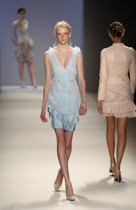 Tracy Reese Spring 2009 Runway
