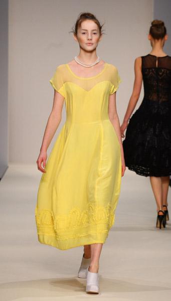 London Fashion Week: John Rocha Spring 2009