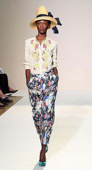London Fashion Week: Nicole Farhi Spring Summer 2009