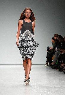 London Fashion Week: Emma Cook Spring 2009