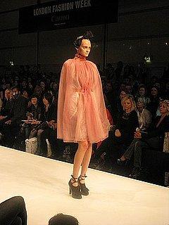 London Fashion Week: Bora Aksu Spring 2009