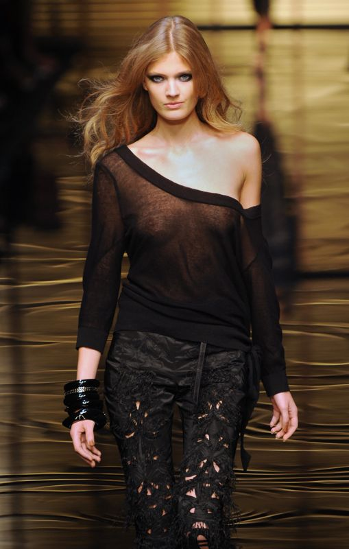 Milan Fashion Week: Ermanno Scervino Spring 2009
