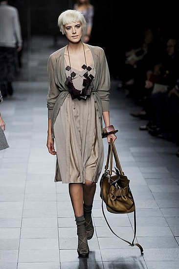 A Drizzly Damp Spring 2009 for Burberry