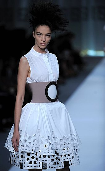 If Transparency is So Revealing Why Can't We Ever See Anything? And Other Conundrums at Fendi Spring 2009