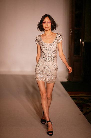 Paris Fashion Week: Cher Michel Klein Spring 2009
