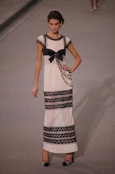 Paris Fashion Week Chanel Spring 2009